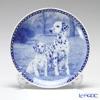 Scan Lekven 'Dog Family /  Dalmatian' 3080 Plate 19.5cm