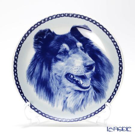 Scan Lekven 'Dog / Collie - Rough Tricolour' 75610 Plate 19.5cm