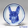 Dog Plate T/75616 Miniature Pinscher plate with hunger Wall Mount hooks with Miniature Pinschers