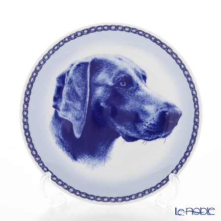 Le noble - Dog plate T/75620 Weimaraner