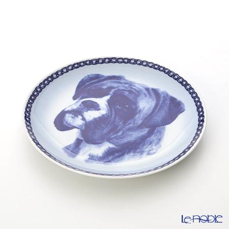 Scan Lekven 'Dog / Boxer' 75623 Plate 19.5cm
