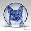 Scan Lekven 'Dog / Welsh Corgi Pembroke' 75627 Plate 19.5cm