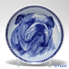Dog plate T/75634 English Bulldog