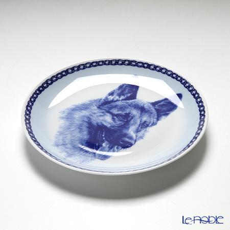 Scan Lekven 'Dog / German Shepherd Dog' 75645 Plate 19.5cm