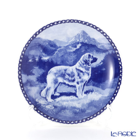 "Dog plate T/7071 Leonberger ""wall hook included"
