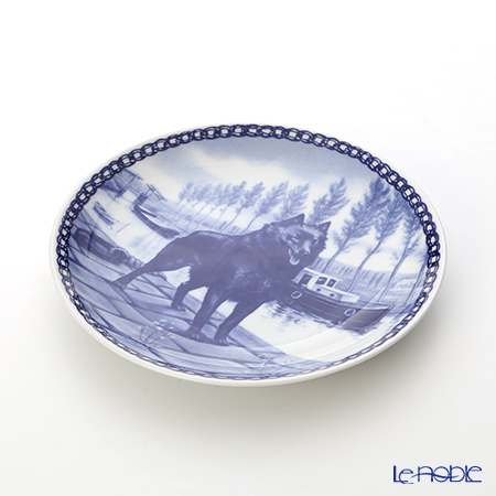 """Dog plate T/7101 Schipperke """"wall hook included"""