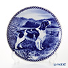 Scan Lekven 'Dog / Welsh Springer Spaniel' 7145 Plate 19.5cm
