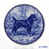 Dog plate T/7173 German hunting Terrier