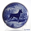 Dog plate T/7191 Miniature Pinscher
