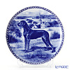 Dog plate T/7230 Great Dane