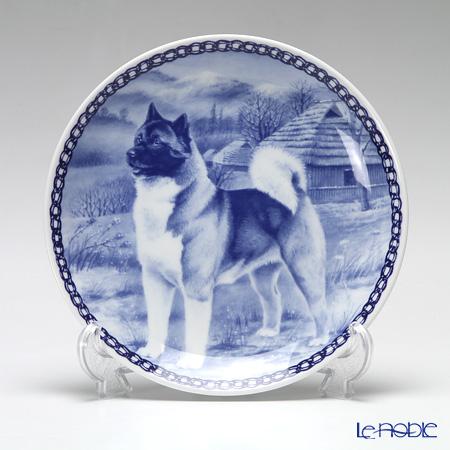 ドッグプレート T/7239 秋田犬 「壁掛け用フック付」