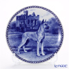 Dog plate T/7275 Great Dane