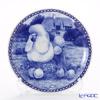 Dog plate T/7347 Standard poodle