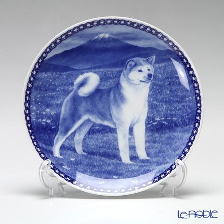 ドッグプレート T/7446 秋田犬 「壁掛け用フック付」
