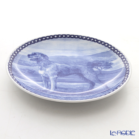 Scan Lekven 'Dog / Irish Wolfhound' 7479 Plate 19.5cm
