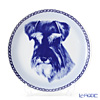 Dog plate T/7514 Schnauzer