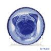 Dog plate T/7541 Pug