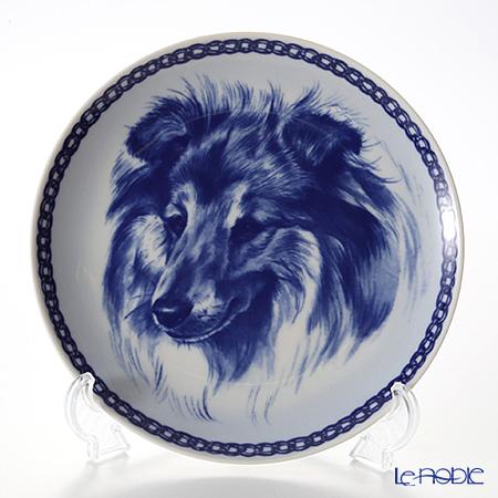 Scan Lekven 'Dog / Shetland Sheepdog' 7554 Plate 19.5cm