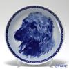 Dog plate T/7561 Irish Wolfhound