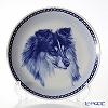 Scan Lekven 'Dog / Shetland Sheepdog' 7565 Plate 19.5cm