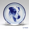 Dog Plate T/7590 Jack Russell Terrier with hunger Wall Mount hooks with Jack Russell Terriers