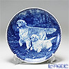 Scan Lekven 'Dog Family /  Learning The Trade-Golden Retriever' 99954 Plate 19.5cm