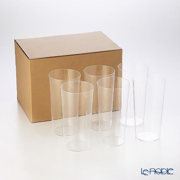 Shotoku Glass Usuhari Tumbler (LL) 6 pieces with service box