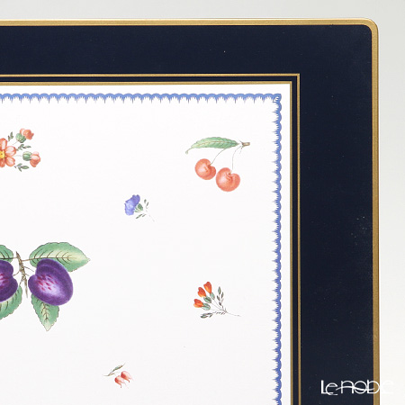Lady Clare 'Italian Fruits' Placemat 39.5x29.5cm (set of 4)