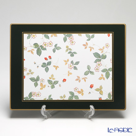 Lady Clare 'Wedgwood - Wild Strawberry' Placemat 39.5x29.5cm (set of 4)