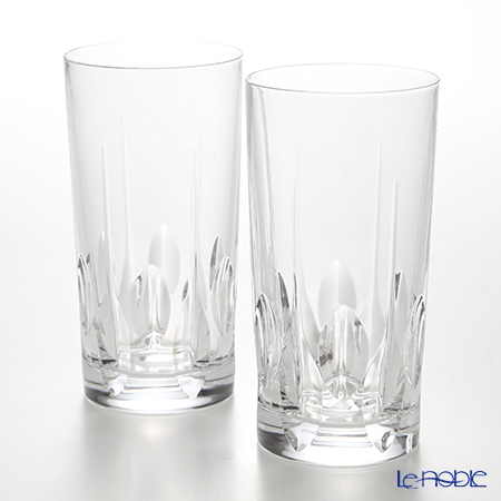 Crystal Worlds Selection Piccadilly Tumbler 400 ml LUXION pair
