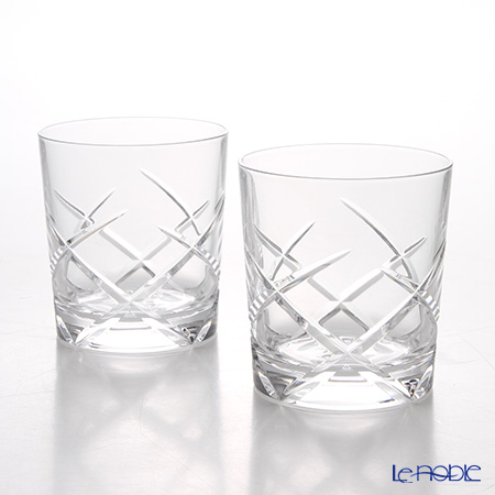 Crystal Worlds Selection spiral Pair OF 330ml LUXION
