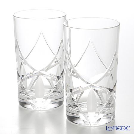 Trafalgar worlds Crystal Selection LUXION tumbler pair
