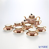Branbenjalon Studio Lotus Flower variety 9-piece tea set