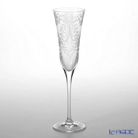 Crystal de Noble 'Museum - Rose' OF Tumbler, Wine Glass, Champagne Flute (set of 3)