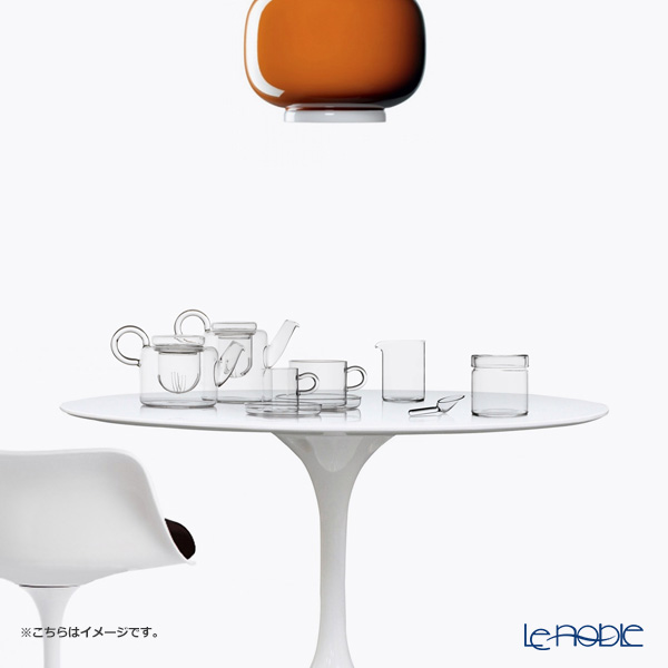 Ickendorf 'PUMA' Low Tea Pot, Sugar Pot, Creamer (set of 3)