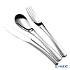 Degrenne Paris XY Table Knife & Table Fork & Table Spoon Set of 3