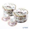Nina's x Le noble 'Original Marie Antoinette 1775®' Cup & Saucer 160ml (set of 2)