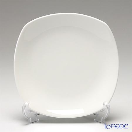 Primobianco 'White' Square Plate 18.5x18.5cm (set of 6)
