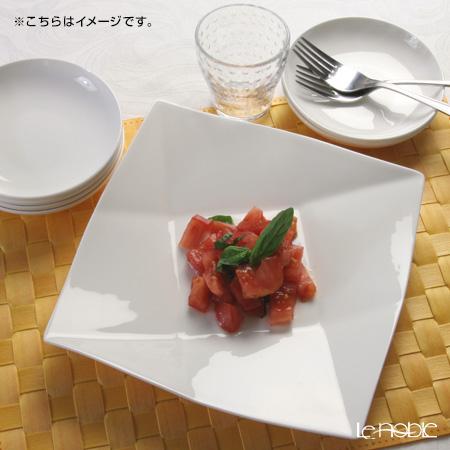 Primobianco 'White - Crease' Square Plate (set of 2 size)
