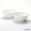 Primobianco Wave Bowl 15.5 cm 2 pcs.