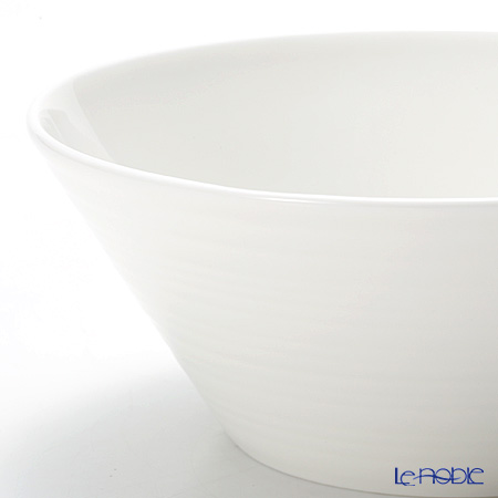 Primobianco 'Wave' Bowl 17.5cm (set of 2)