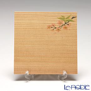 高野竹工 杉小皿さくら 5枚セット 088-04
