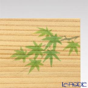 高野竹工 杉小皿かえで 5枚セット 108-06