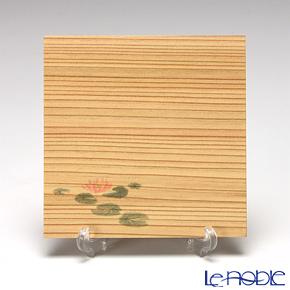 高野竹工 杉小皿はす 5枚セット 112-06