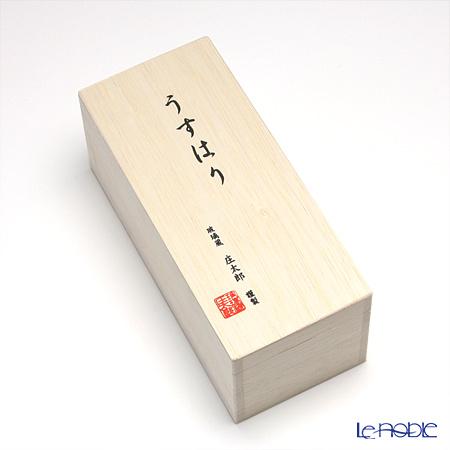 松徳硝子 うすはり 2501001ピルスナーSC 【木箱入】