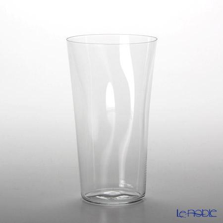 Shotoku Glass 'Usuhari - Shiwa Crinkled' Tumbler 230ml (M / with wooden box)