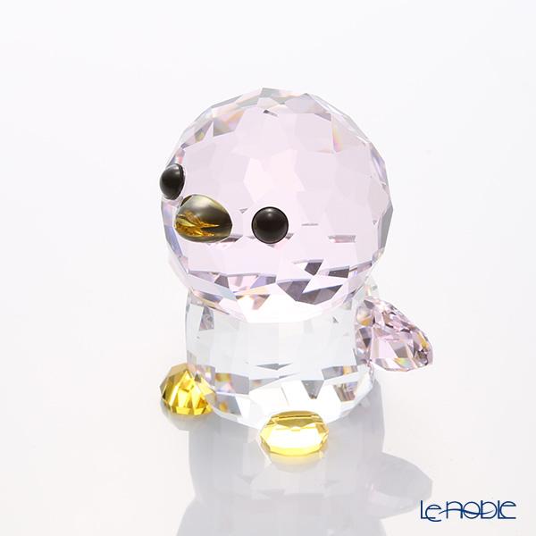Swarovski 'Penguin - Papa & Mama (Bird)' Figurine (set of 2 with Display Stand)