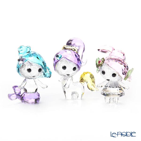 Swarovski 'Fairytale - Elf & Mermaid & Centaur' SWV5428001&SWV5428002&SWV5428003 Figurine (set of 3)