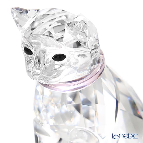 Swarovski 'Cat Mother with Kitty (Animal Family)' [2019] Figurine (set of 2)