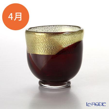 Tsugaru Vidro 'Month Collection' Cup (set of 12 months) 津轻玻璃 秋村实工作室 12月份收藏系列 酒杯 12月份套装